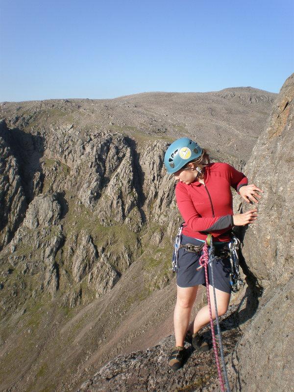 Scafell Crag, 130 kb