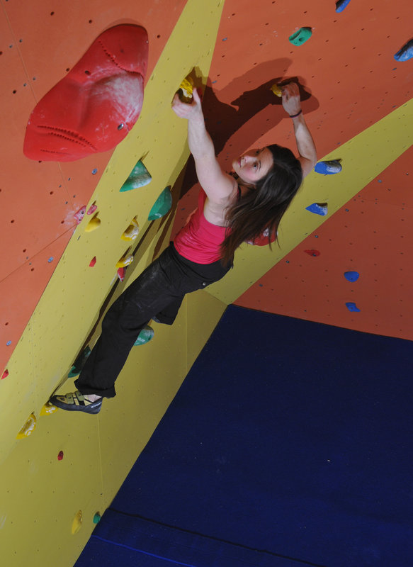 Climbing, Bouldering & Prize Competitions all evening!, 95 kb