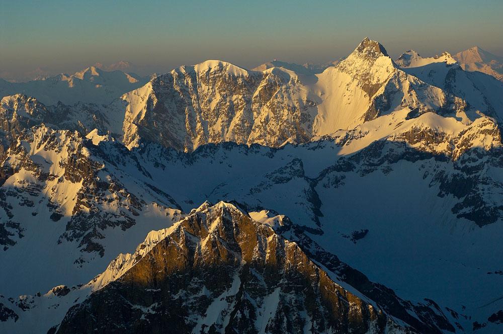 PASSEIERSPITZE, 3036 m (AUSTRIA) N 47 14 07 E 10 29 31 (taken at 2916 m ), 175 kb