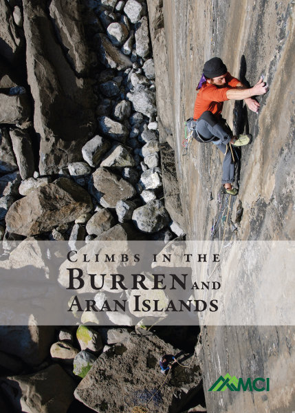 Climbs in the Burren and Aran Islands, 90 kb