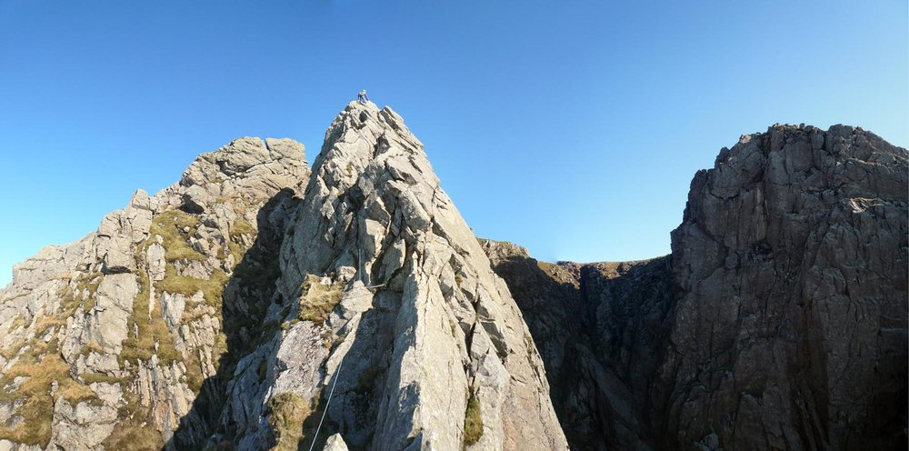 Scafell Pinnacle, 100 kb