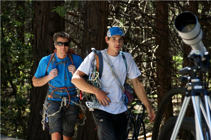 Sean Leary and Alex Honnold in Yosemite, 113 kb