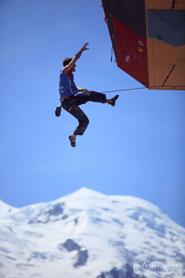 Chamonix World Cup - Photo Report  - 2010, 96 kb