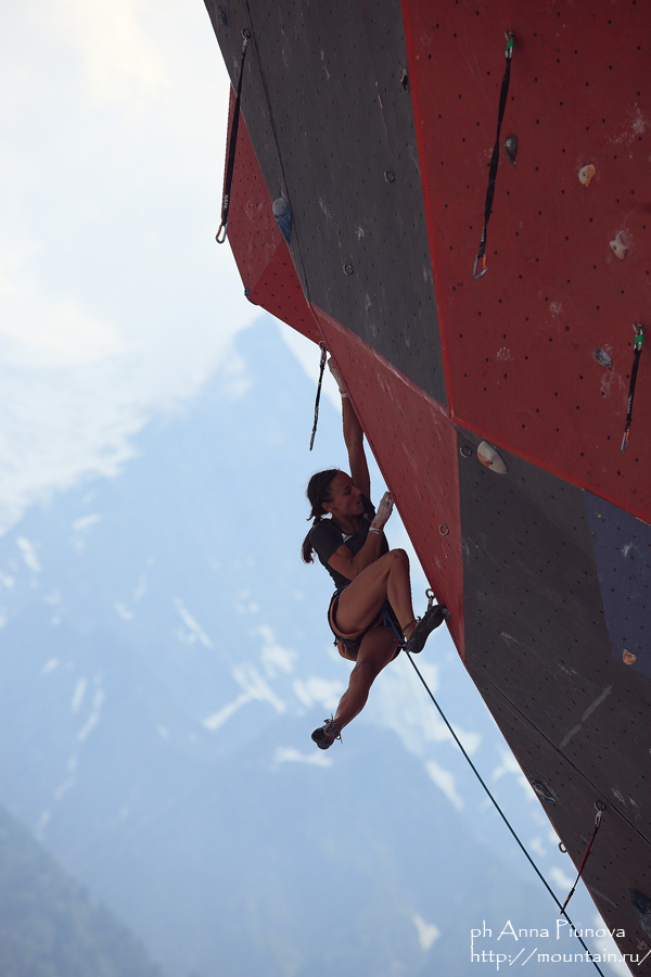 Chamonix World Cup - Photo Report  - 2010, 108 kb