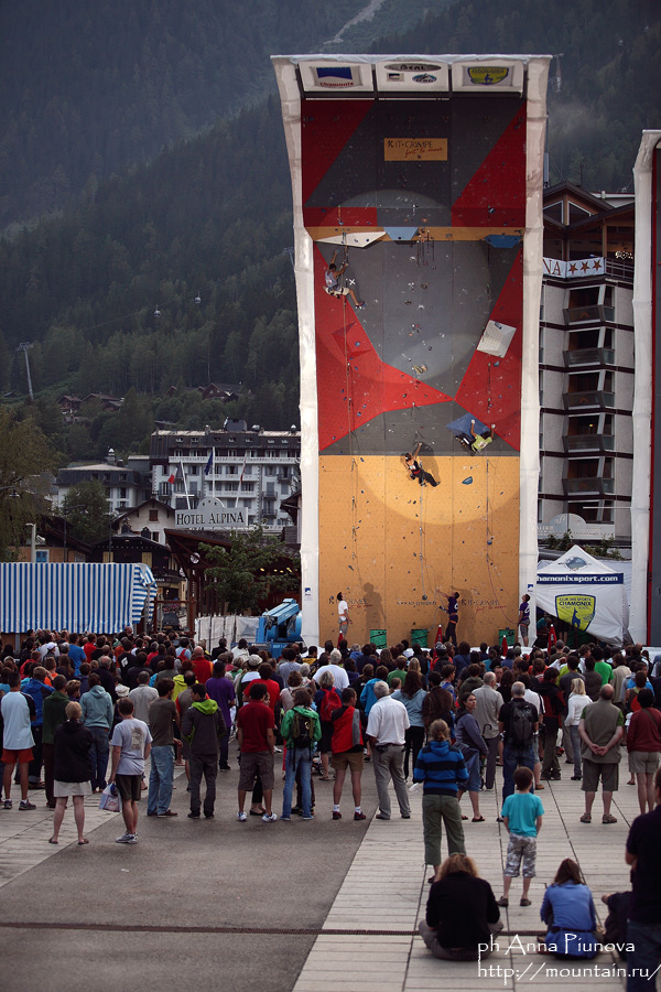 Chamonix World Cup - Photo Report  - 2010, 241 kb