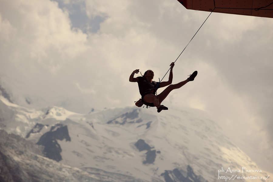 Chamonix World Cup - Photo Report  - 2010, 84 kb