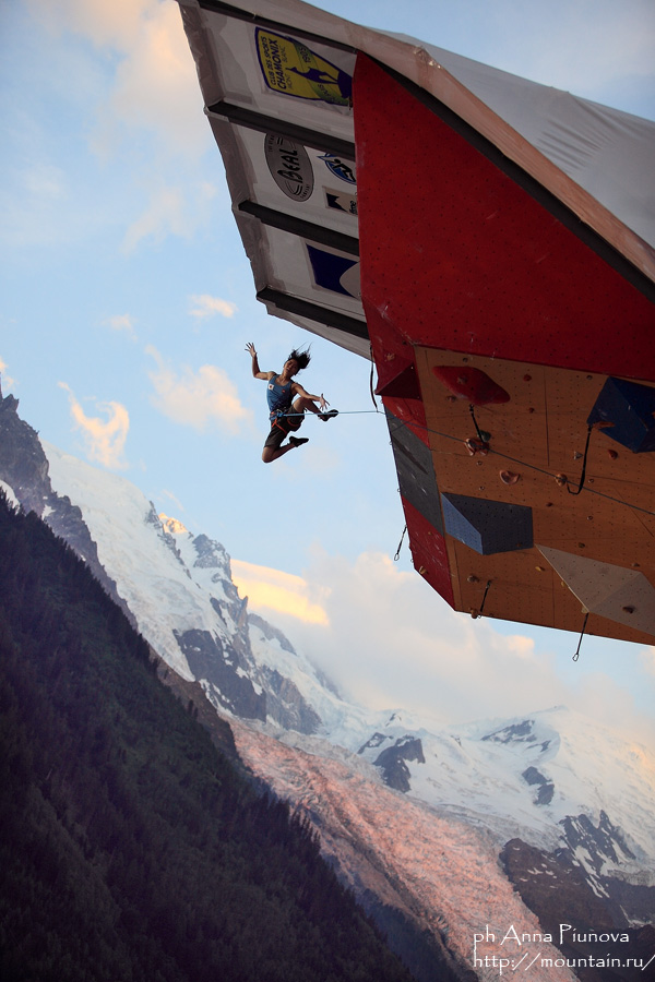 Chamonix World Cup - Photo Report  - 2010, 159 kb