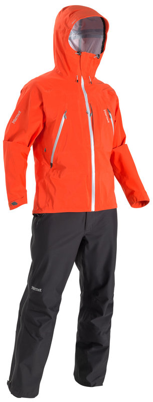 Marmot Alpinist jacket with zipped in Pant, 59 kb