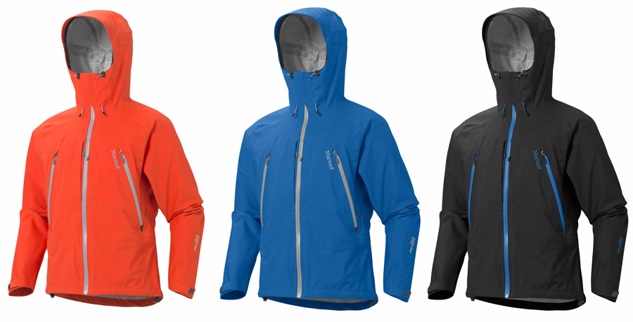 Image 1: Marmot Alpinist Jacket Layout , 105 kb