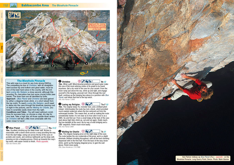 Long Quarry Point example page from Deep Water, 203 kb