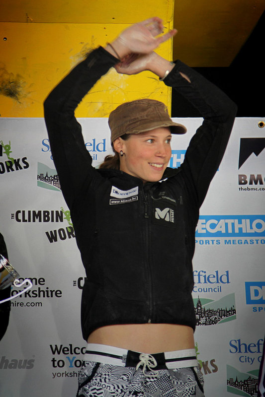 Chloe Graftiaux - Belgian team member., 88 kb