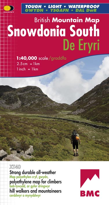 New Snowdonia map now available #1, 102 kb