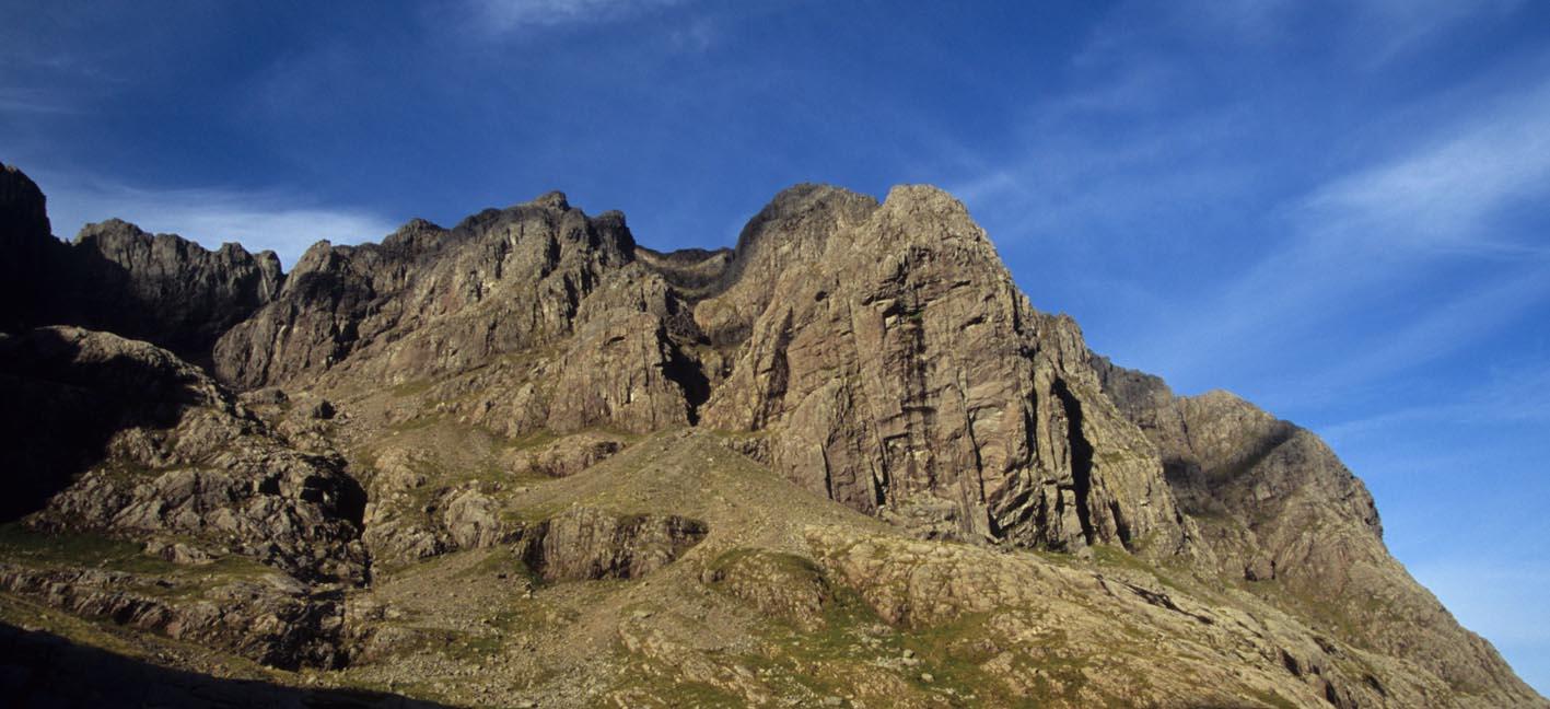 Coire na Ciste crags & Carn Dearg Buttress, 142 kb