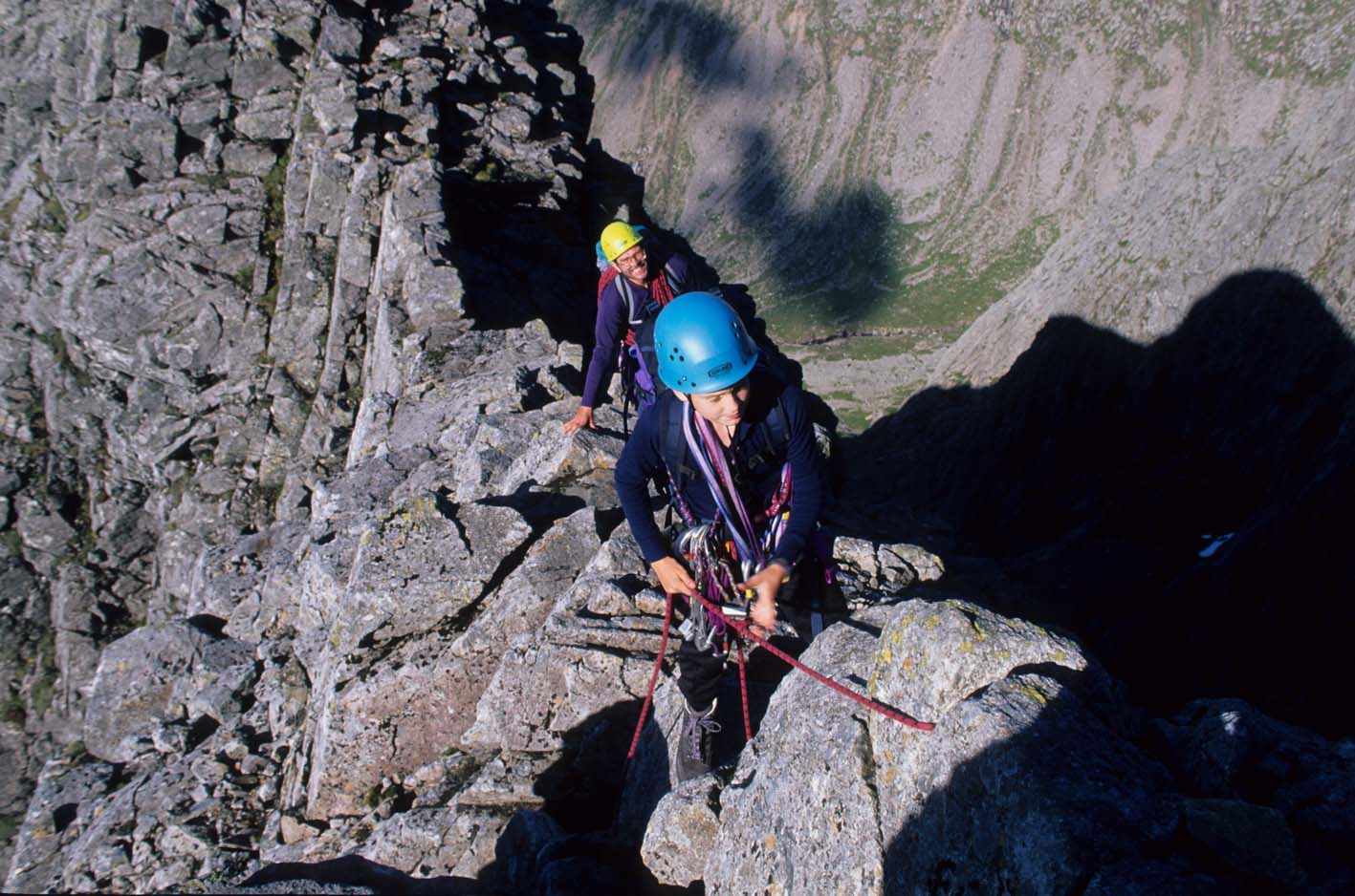 Tower Ridge, Ben Nevis, 192 kb