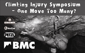 BMC Climbing Injury Symposium #1, 41 kb