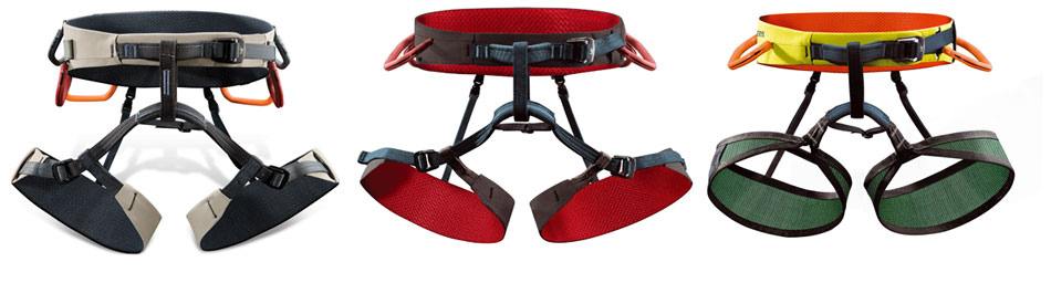 New Arc'teryx Harnesses for 2010/11, 49 kb