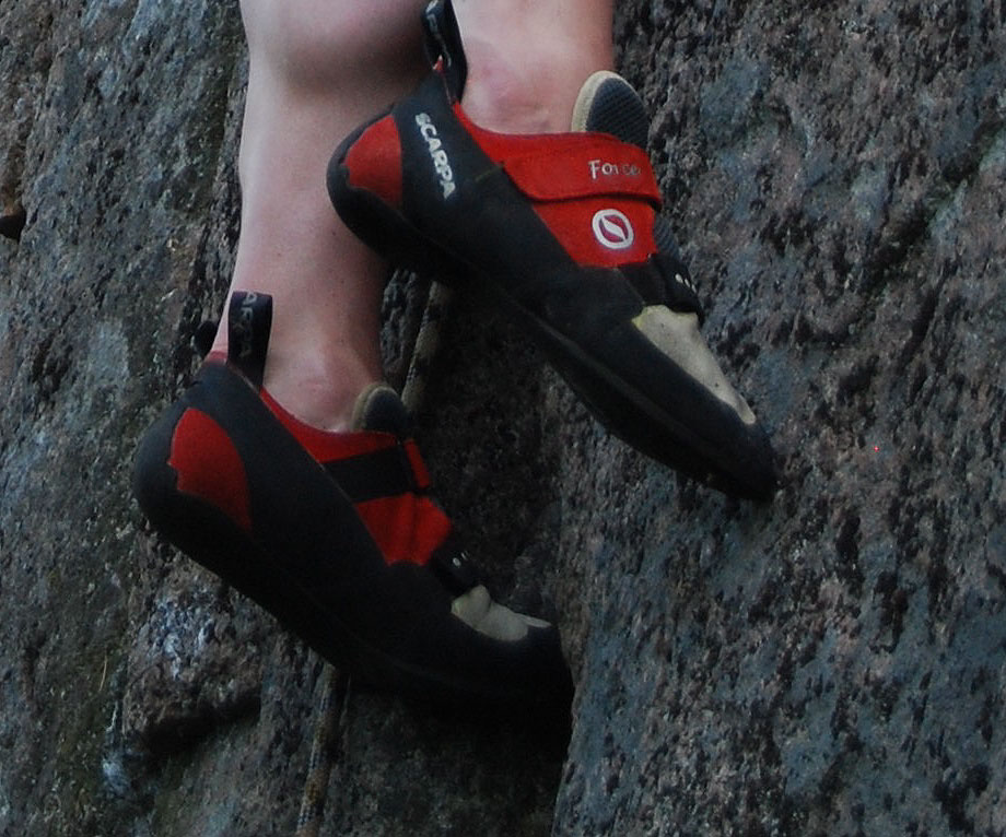 A close up view of the Scarpa Force, 146 kb