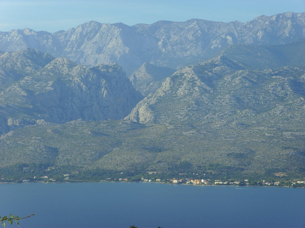 Paklenica National Park, Croatia., 142 kb