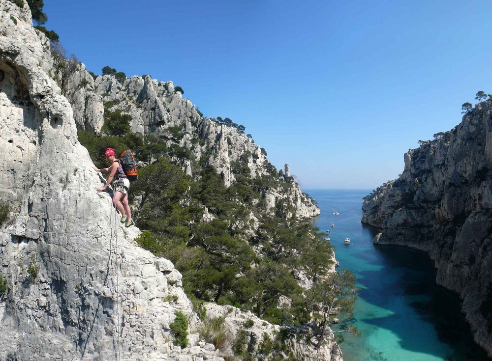 In the Calanques, 176 kb