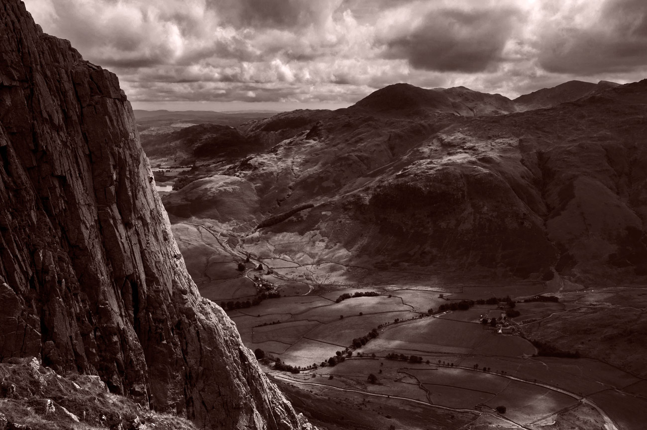 Gimmer Crag, Langdale, 236 kb