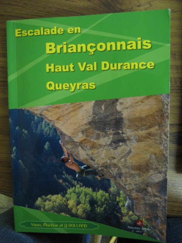 Escalade en Brianconnais, Haut Val Durance, Queyras, 91 kb