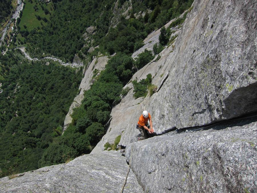 Pitch 4 of 'Oceano Irrazionale', Val di Mello., 202 kb