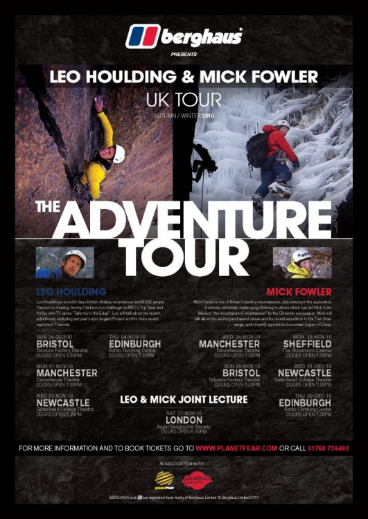 The Adventure Tour, 166 kb