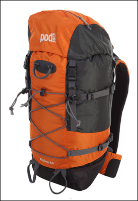 Podsacs Alpine 30, 66 kb