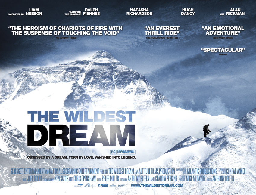 The Wildest Dream Film, 130 kb