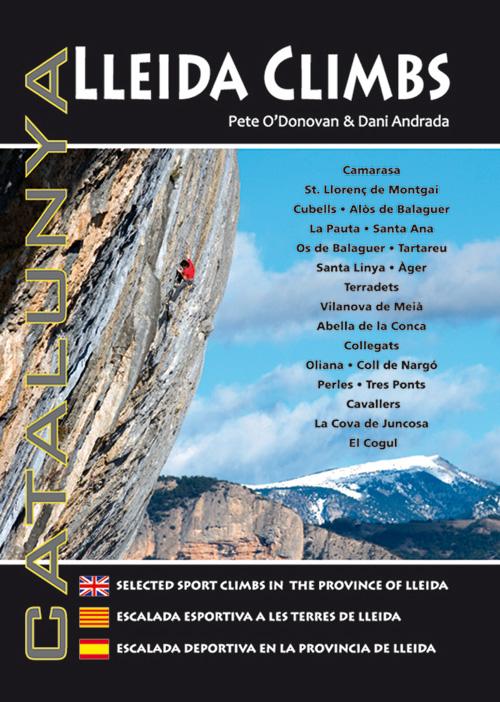Catalunya: Lleida Climbs - Cover, 154 kb