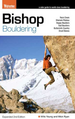 Bishop Bouldering: Expanded Second Edition, 40 kb