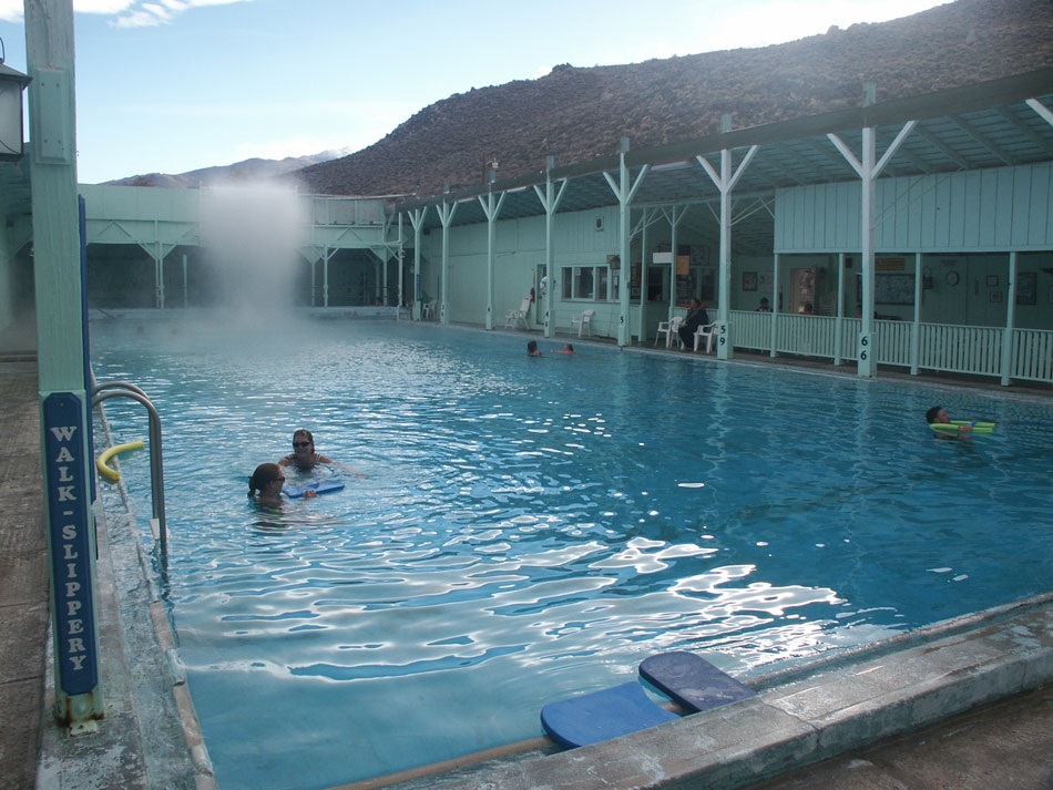 Keough Hot Springs - a must, 154 kb