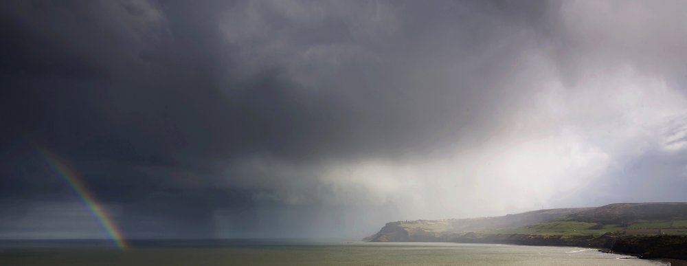 passing storm, robin hoods bay, 23 kb