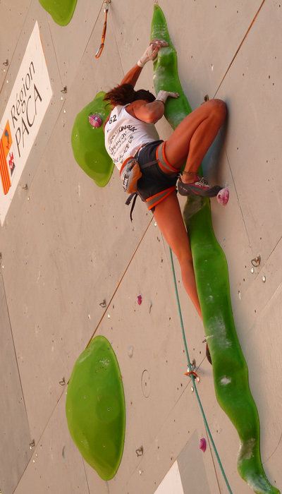 The best climbers in the world try out our range of Macro Volumes ! #1, 76 kb