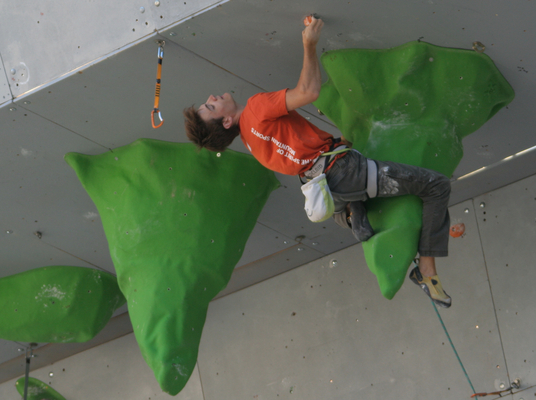 The best climbers in the world try out our range of Macro Volumes ! #2, 216 kb