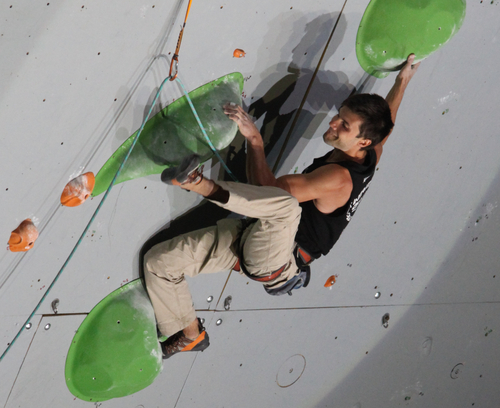 The best climbers in the world try out our range of Macro Volumes ! #3, 204 kb