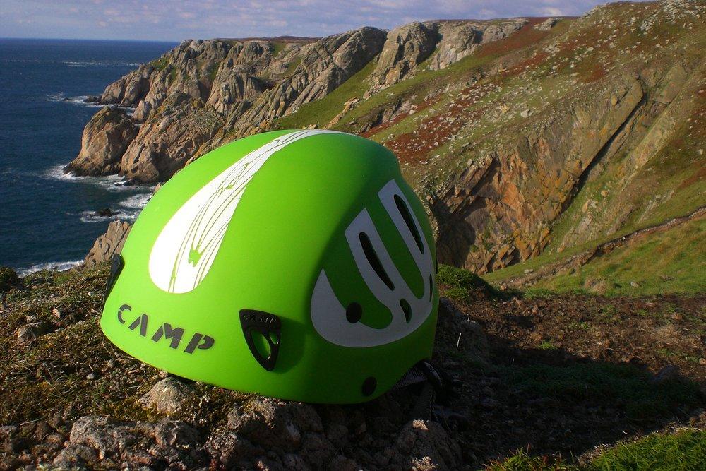 The C.A.M.P Armour Helmet , 164 kb