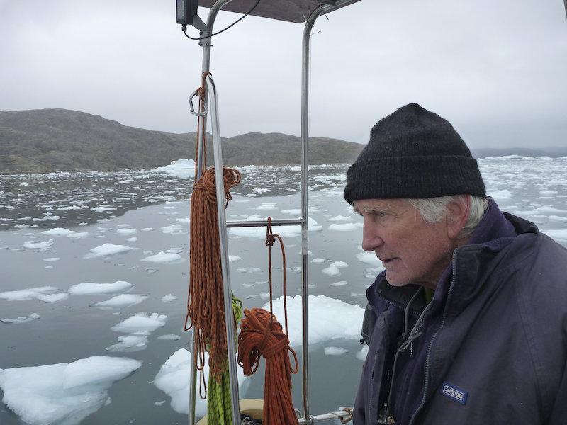 Bob Shepton, 85 kb