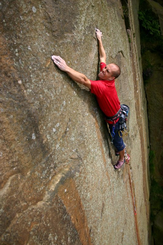 Adrian Berry on Time for Tea (E3 5c) at The Embankment, Millstone, 121 kb