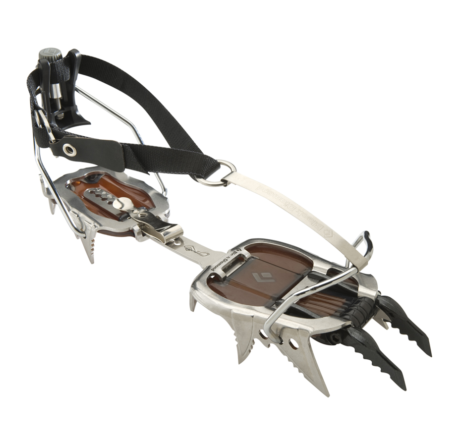 Black Diamond Cyborg Crampons, 195 kb