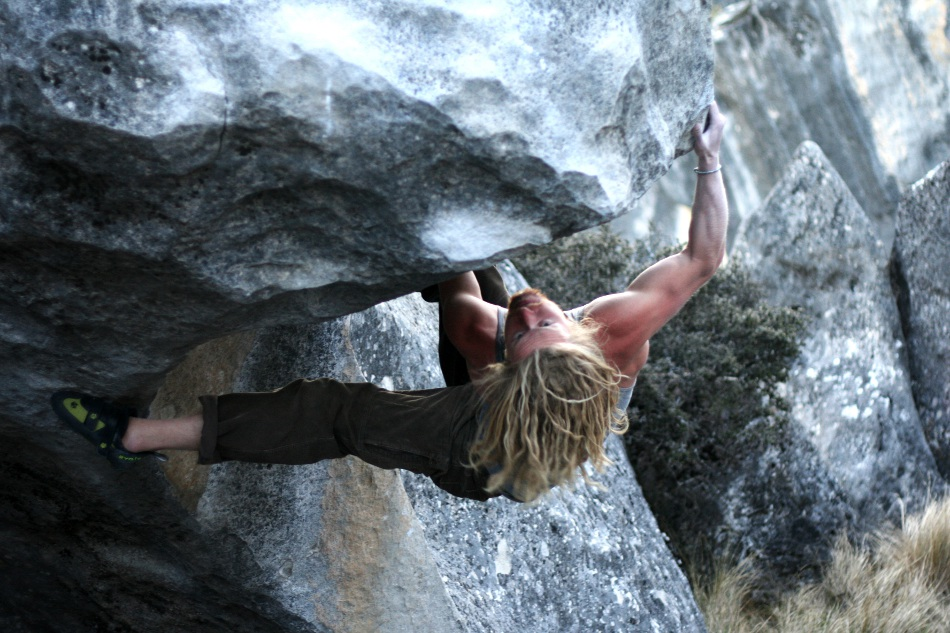 "Devlin Gandy focused on ""Mobeus"" (V8), Flock Hill, 209 kb"