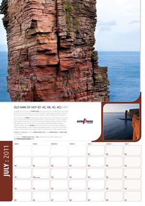 Keith Sharples calendar 2011 - July, 38 kb