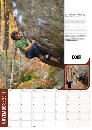 Keith Sharples calendar 2011 - November, 38 kb