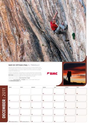 Keith Sharples calendar 2011 - December, 42 kb