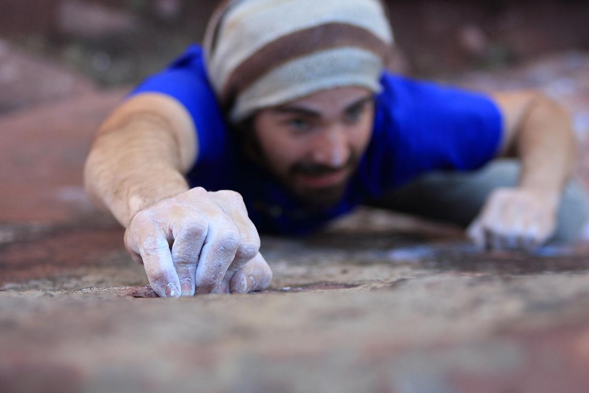 Bouldering at Albarracin, 181 kb