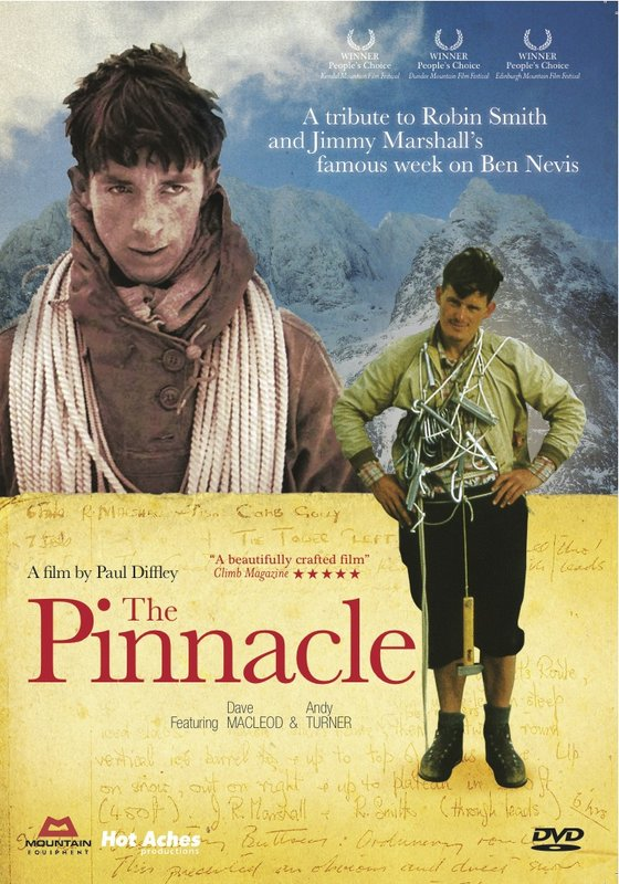 The Pinnacle - DVD Cover, 111 kb