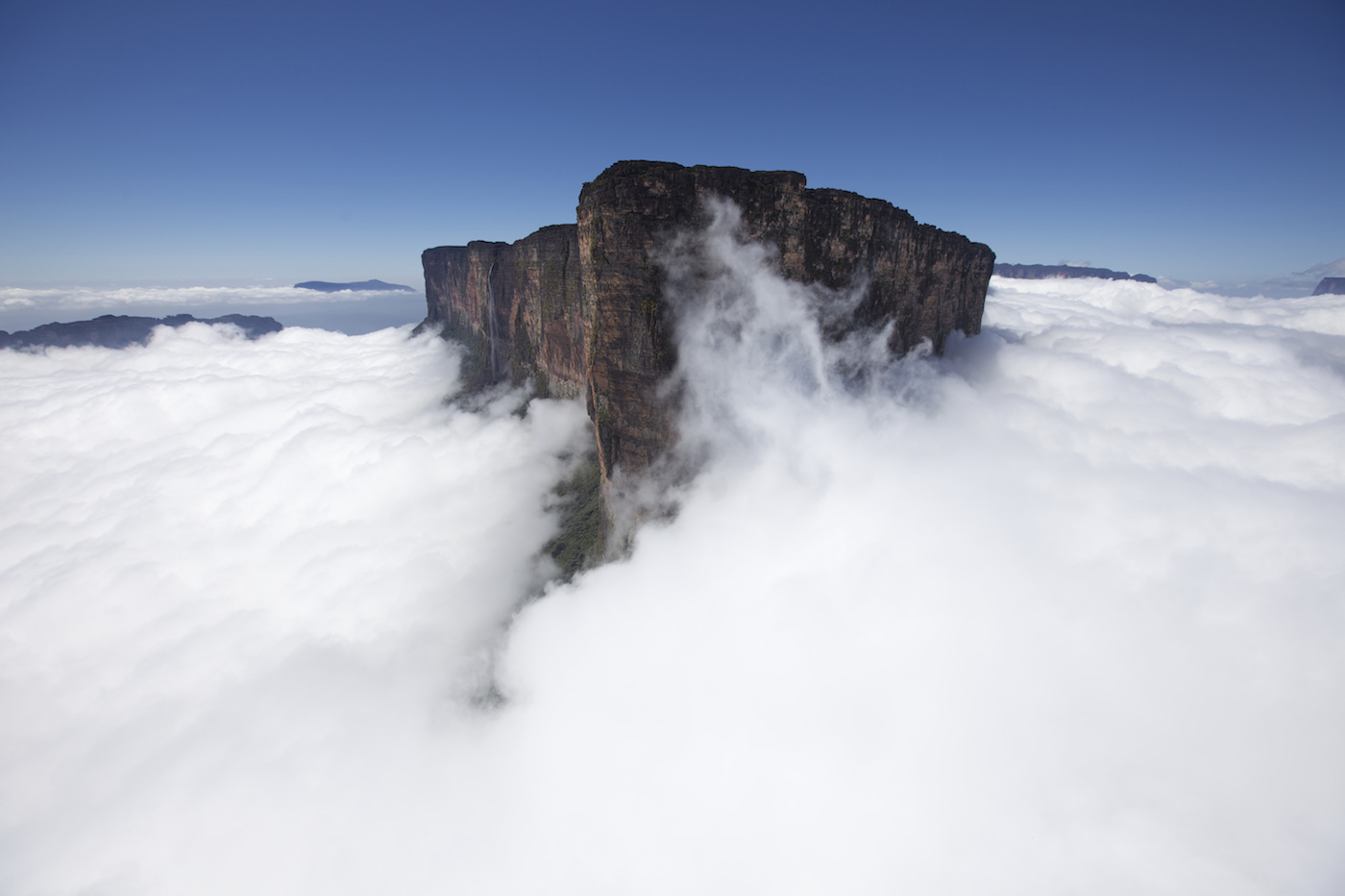 The stunning Roraima Tepuis, 197 kb