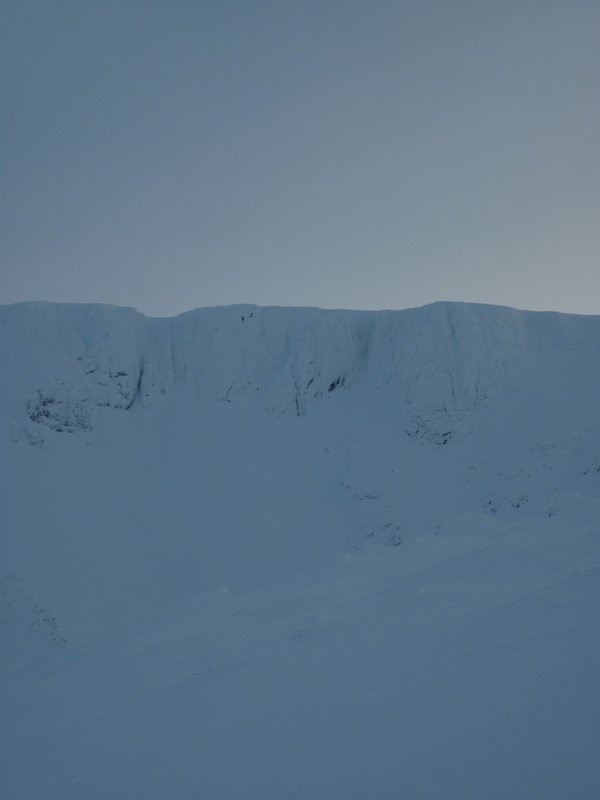 A very buried Lochain, Cairngorms, 44 kb