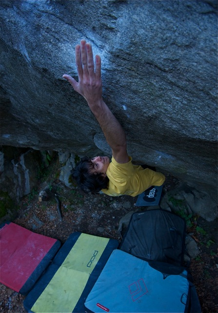 Paul Robinson on From dirt grows the flowers left, 8C, 100 kb