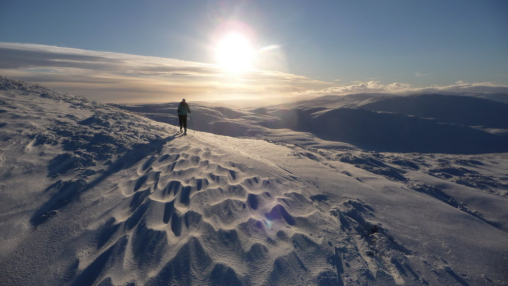 Scottish Borders Ski Touring, 124 kb